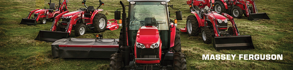 Massey Ferguson Compact and Utility Tractors