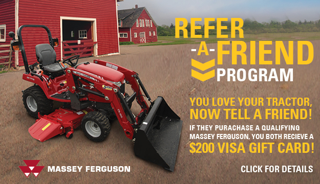 Massey Ferguson refer A Friend