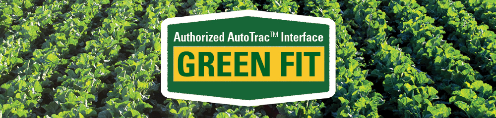 Green Fit Authorized AutoTrac Interface