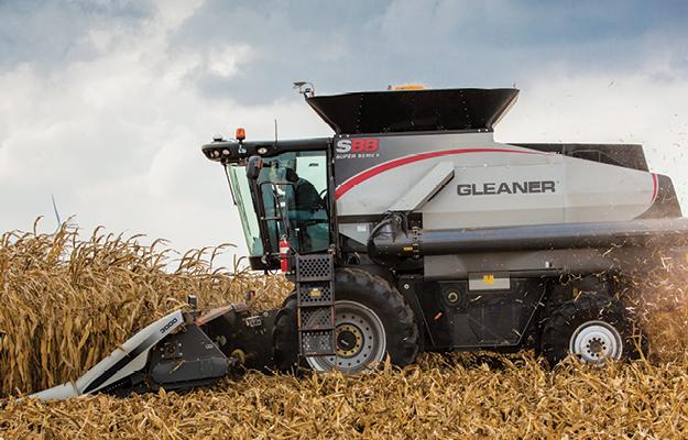 Used Gleaner