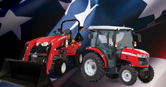 Massey Compact Tractor Packages